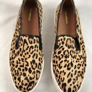 Halogen Shoes | Baylee Platform Leopard